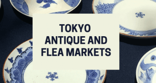 Tokyo Antique Markets and Flea Markets