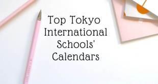 Top Tokyo International School Calendars