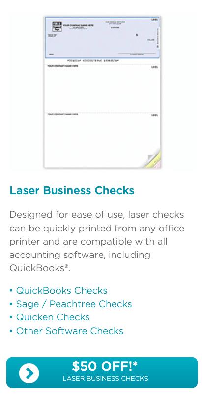Deluxe Laser Checks