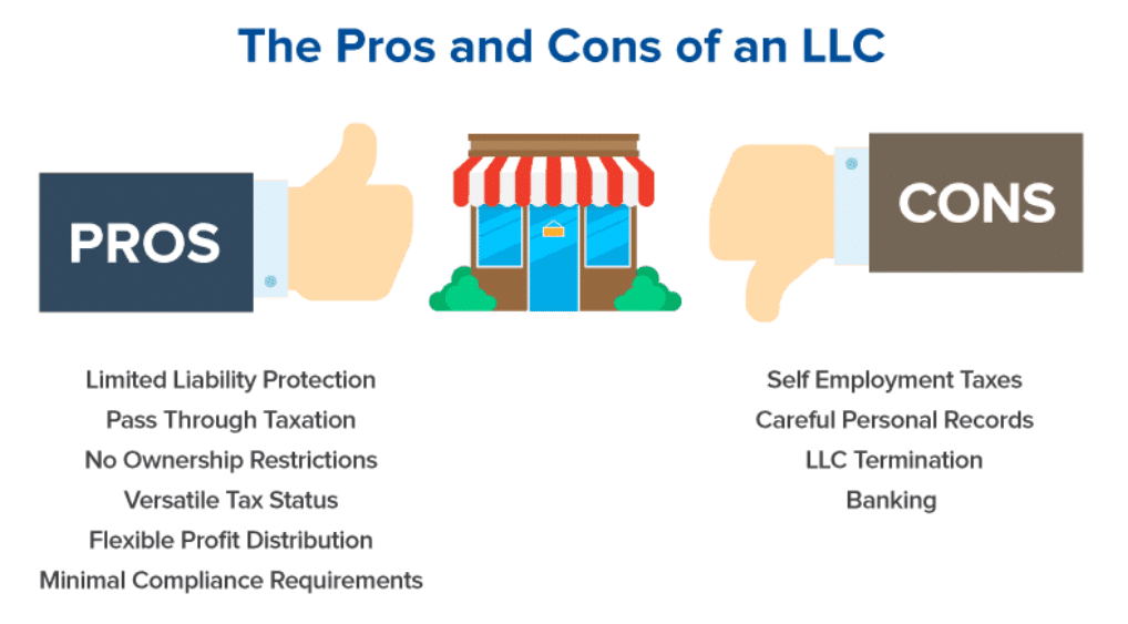 LLC Pros and Cons