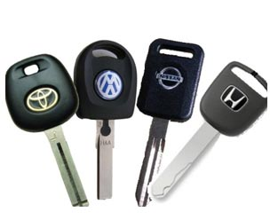 Locksmith for Car Key Cutting
