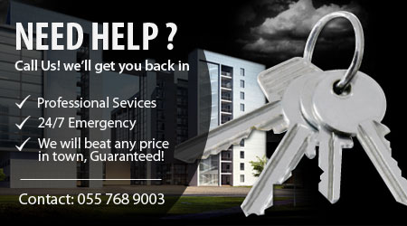 Commercial Locksmith Dubai