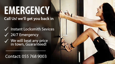 Emergency Locksmith Dubai