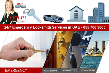 Locksmith in Dubai - Emergency 24/7