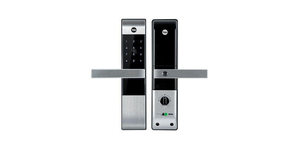 YDM3109 - Premium Proximity Card Digital Door Lock with Anti-panic