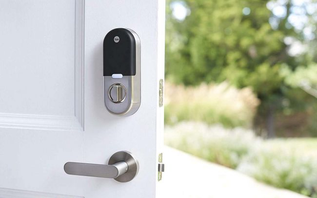 Nest X Yale Lock - Installation Company in Dubai