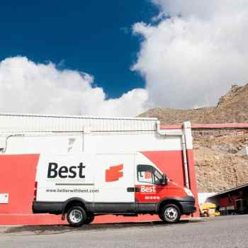 Empresa de transporte terrestre en Tenerife