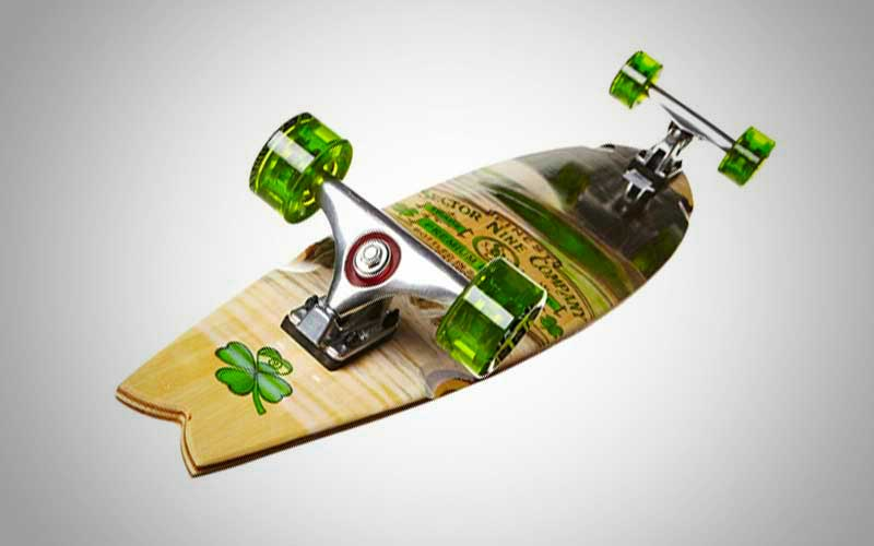 Sector 9 Ireland Bamboo Complete Longboard Review