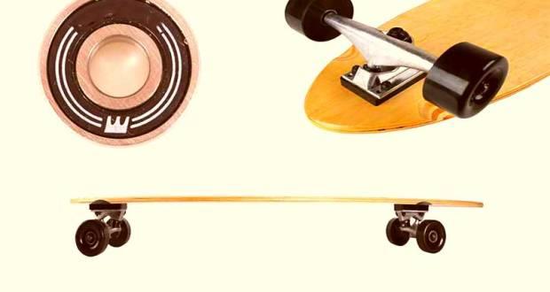 Krown Krown Logo 2 Complete Longboard Skateboard Review