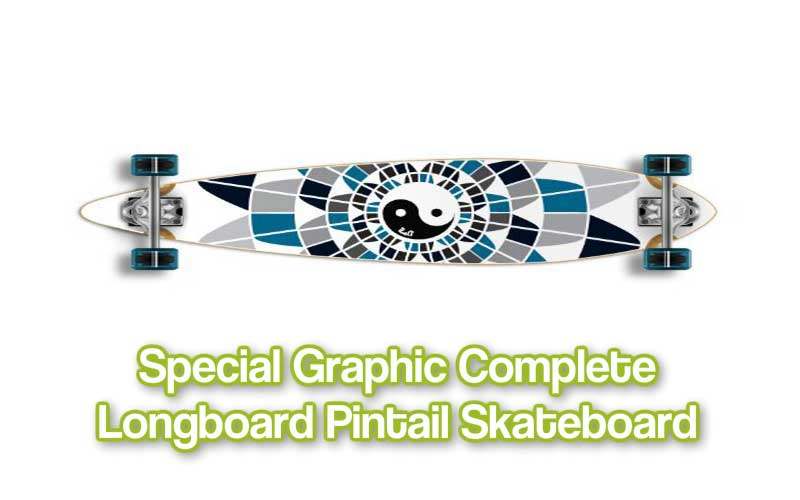 Special Graphic Complete Longboard Pintail Skateboard Review