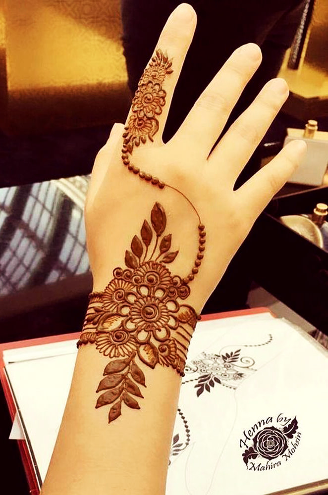 Arabic Latest Modern Mehndi Design 2019 Tattoos Ideas
