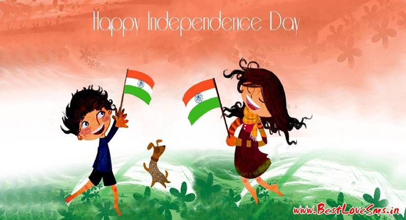 Indian Flag Wallpaper With Quotes In Hindi Happy Independence Day Images With Indian National Flag Hd