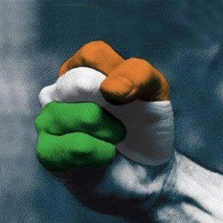 Indian Flag Wallpaper With Quotes In Hindi Independence Day Dp For Whatsapp Amp Fb Bharat Desh 15