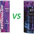 Astroglide VS KY Lubricants