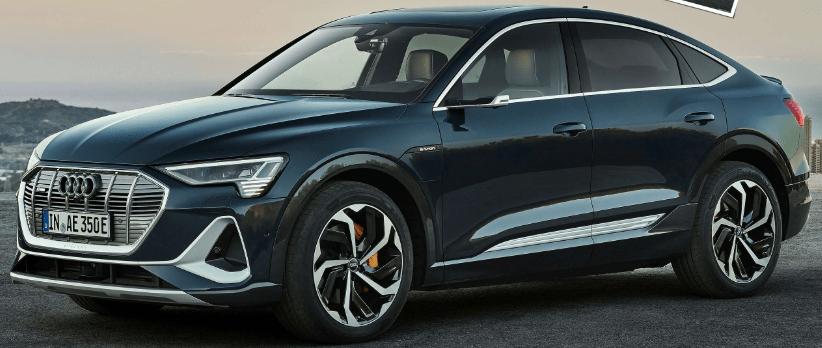 2021 Audi E Tron Pictures