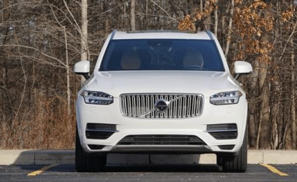 2021 Volvo XC90 Specs