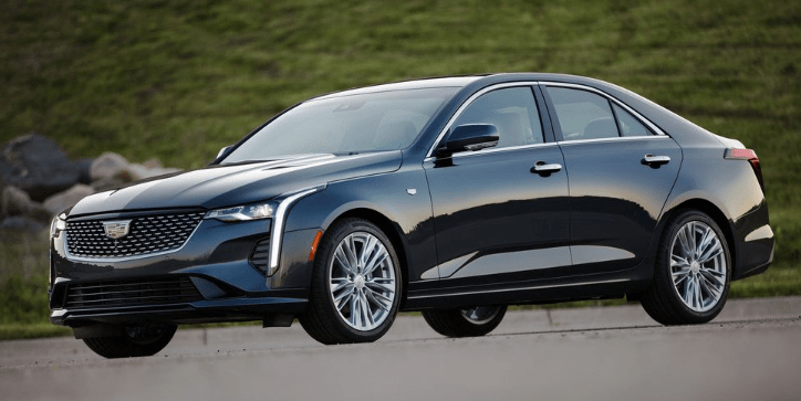 2021 Cadillac CT4 Images
