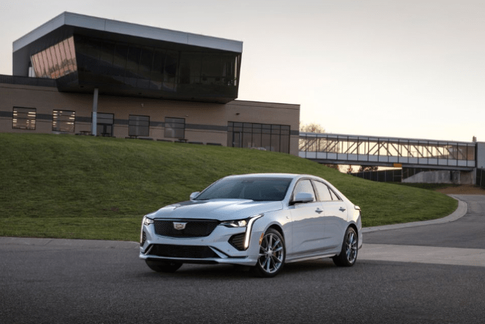 2021 Cadillac CT4: Redesign, Price, Debut, and Specs