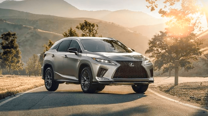 2021 Lexus RX Redesign, Price, and Release Date