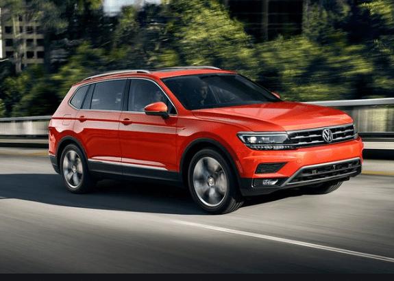 2021 VW Tiguan Release Date
