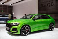 2021 Audi Q8 RS Pictures