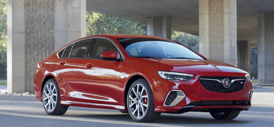2021 Buick Grand National Pictures
