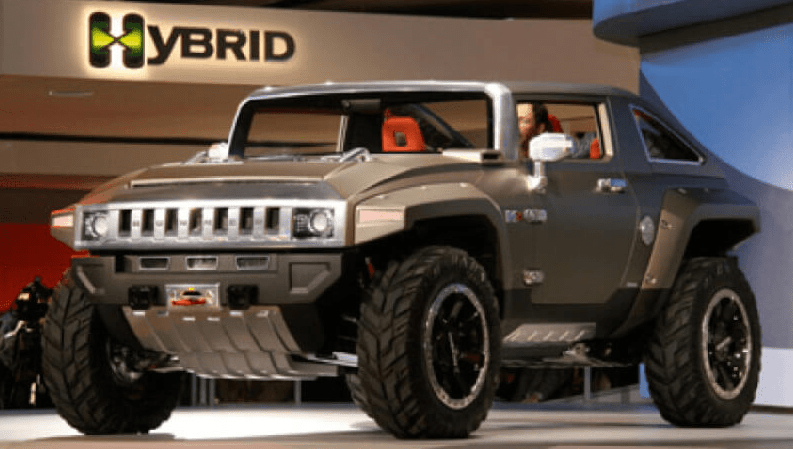 2021 Hummer H2 Pictures