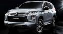 2021 Mitsubishi Pajero Pictures