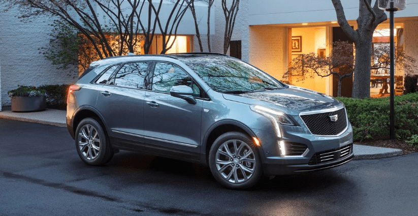 2022 Cadillac XT5 Photos
