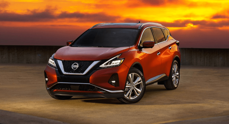2022 Nissan Murano Redesign, Rumors, Price, and Specs