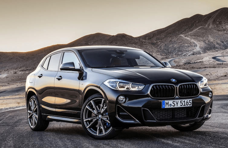 2021 BMW X2 Redesign