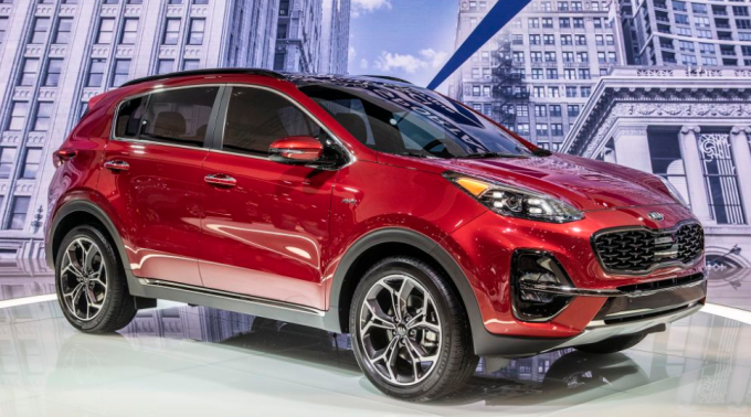 2021 Kia Sportage: Release Date, Redesign, Price, and Review