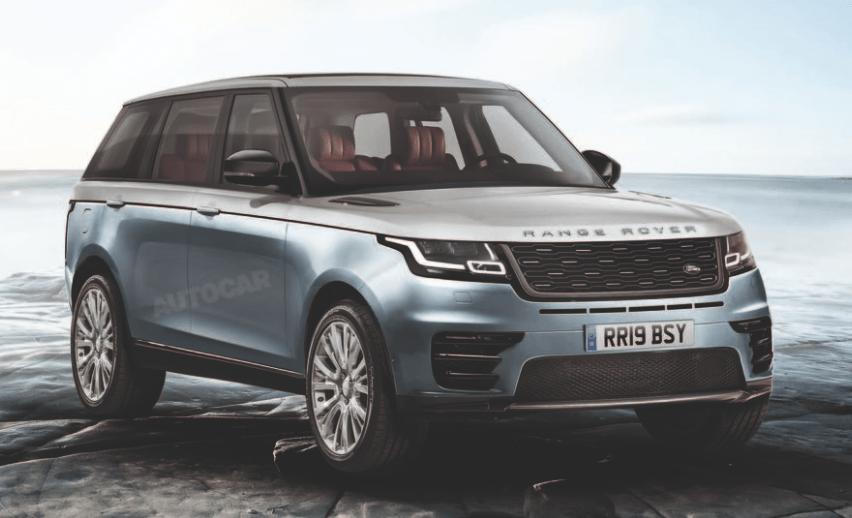 2021 Range Rover Sport Specs