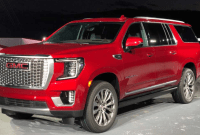 2022 GMC Yukon Redesign, Release Date, Price, and Engines