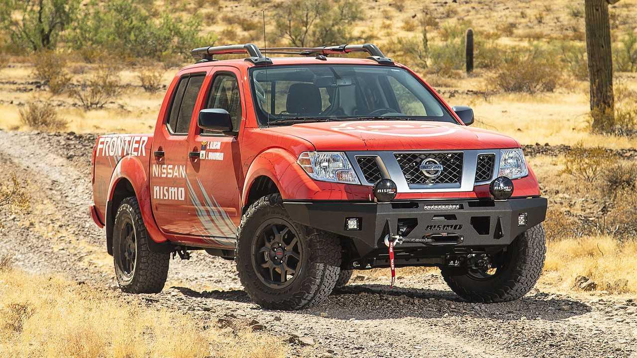 Nissan Frontier Nismo 310 Cv Per Il Rally Rebelle 2020 Inside [keyword