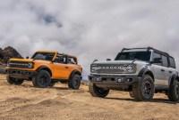 2022 Ford Bronco Drivetrain
