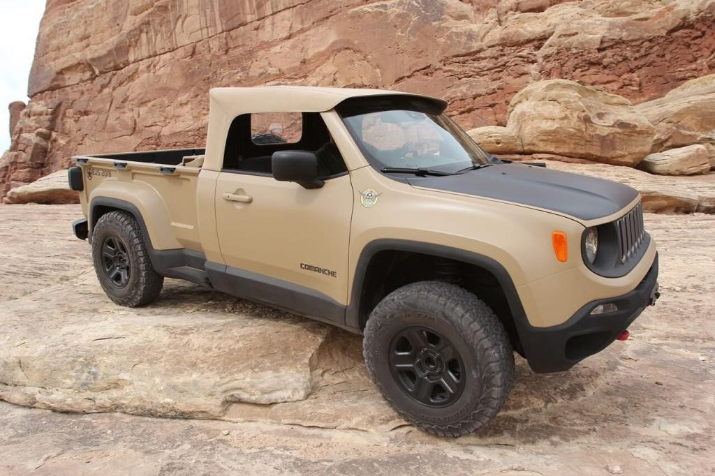 2022 Jeep Comanche Price