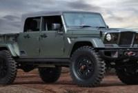 2022 Jeep Comanche Spy Shots