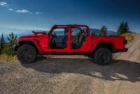 2022 Jeep Gladiator 2 Door Redesign