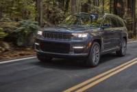2022 Jeep Grand Cherokee Diesel Drivetrain