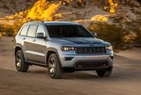 2022 Jeep Grand Cherokee Trackhawk Release date