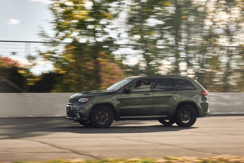 2022 Jeep Trackhawk Specs