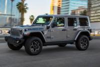 2022 Jeep Wrangler PHEV Images