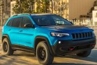 2023 Jeep Cherokee Spy Photos