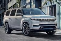 2023 Jeep Grand Wagoneer Wallpapers