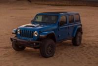 Jeep Wrangler HEMI V8 Images