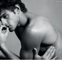 MARLON TEIXEIRA FOR ESSENTIAL HOMME NOVEMBER/DECEMBER 2011