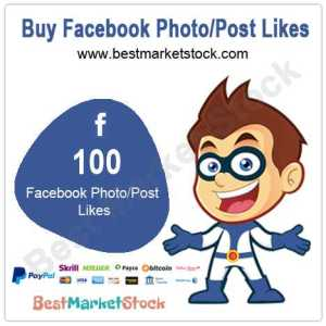 100 Facebook Photo Post Likes
