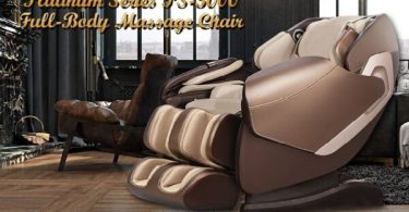 Real Relax Platinum Series PS-5000 Massage Chair Review 2021