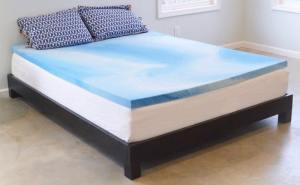 Advanced Sleep Solutions 2in. Memory Foam Topper